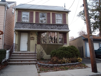 Perth Amboy City Single Family Home For Sale: 73 Linden St