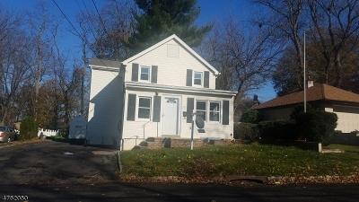 Madison Single Family Home For Sale: 5 Burnet Rd