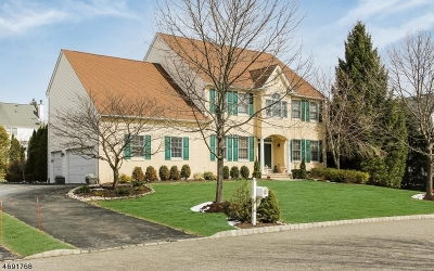 West Orange Twp. Single Family Home For Sale: 9 Rappleye Ct