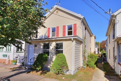 South Amboy City Single Family Home For Sale: 224 John St