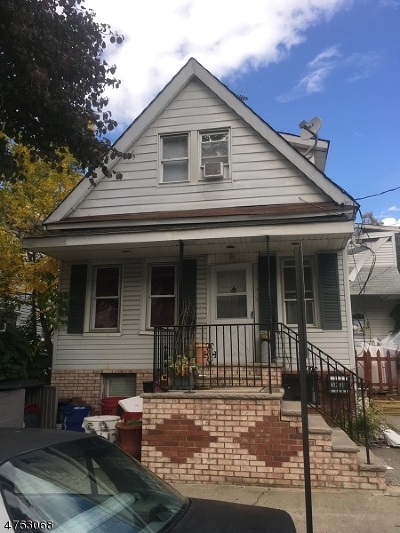 HILLSIDE Single Family Home For Sale: 343 Princeton Ave
