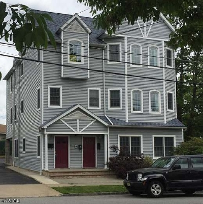 Morristown Town Condo/Townhouse For Sale: 27 Sussex Ave, Unit 3 #3