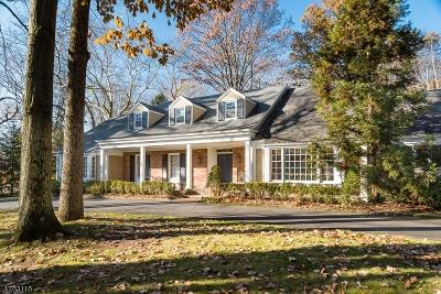 West Orange Twp. Single Family Home For Sale: 52 Glen Ave