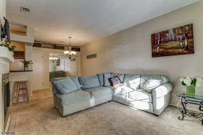Bedminster Twp. Condo/Townhouse For Sale: 61 Wentworth Rd