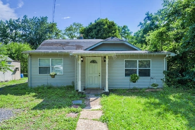 Piscataway Twp. Single Family Home For Sale: 1679 S Washington Ave