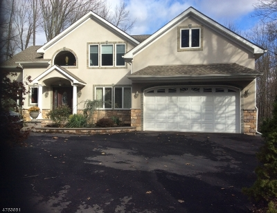 Randolph Twp. Single Family Home For Sale: 10 Mountainside Dr