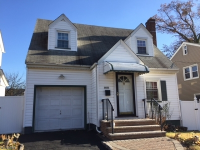 Union Twp. Single Family Home For Sale: 1621 Porter Rd