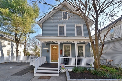 Boonton Town Single Family Home For Sale: 225 Mechanic St