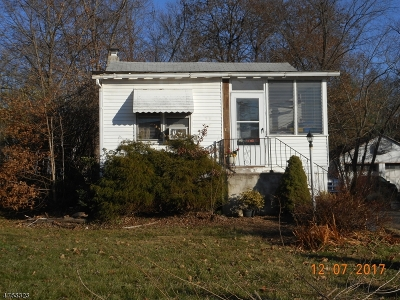 Bridgewater Twp. Single Family Home For Sale: 89 Linden St