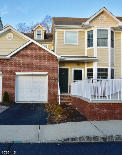 Sparta Twp. Condo/Townhouse For Sale: 12 Dylan Dr