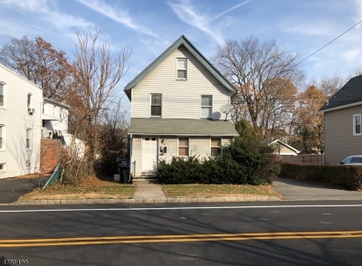 Madison Boro Multi Family Home For Sale: 130 Kings Rd