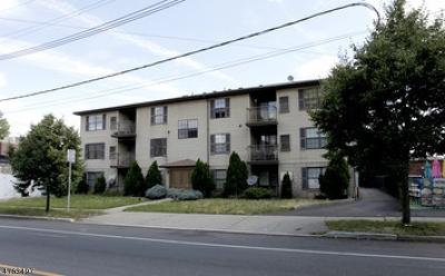 ELIZABETH Condo/Townhouse For Sale: 535-541 Bayway Ave. B1