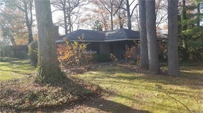 Woodbridge Twp. Single Family Home For Sale: 15 Valley Rd