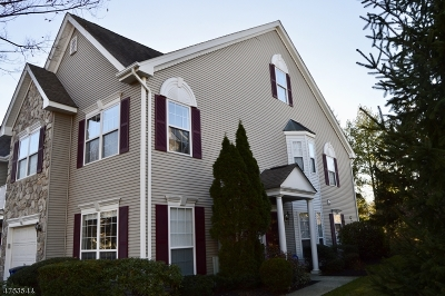 Bernards Twp. Single Family Home For Sale: 15 Dorchester Dr