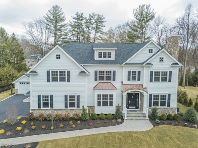 Chatham Twp Single Family Home For Sale: 59 Rolling Hill Dr