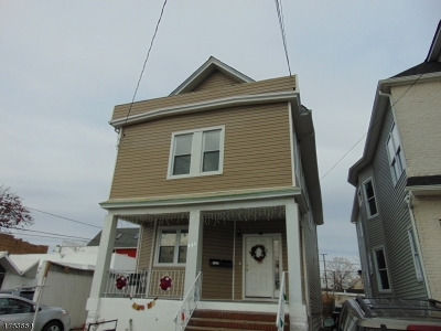 Elizabeth City Multi Family Home For Sale: 539-541 Jersey Ave