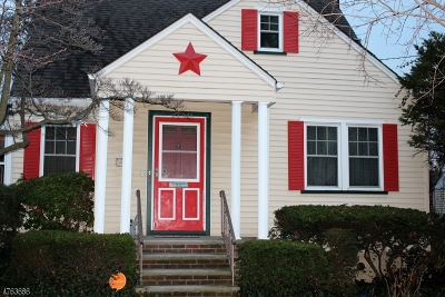 Linden City Single Family Home For Sale: 811 W Henry St