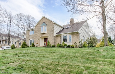 Denville Twp. Single Family Home For Sale: 1 Tulip Lane