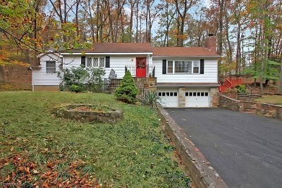 Bridgewater Twp. Single Family Home For Sale: 1289 Colonial Way
