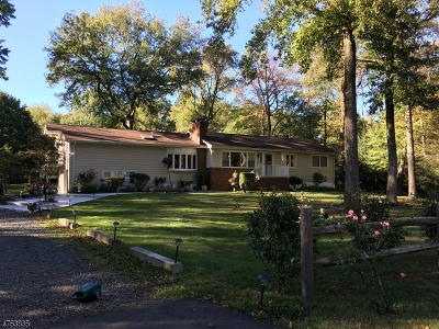South Brunswick Twp. Single Family Home For Sale: 75 Fresh Ponds Rd