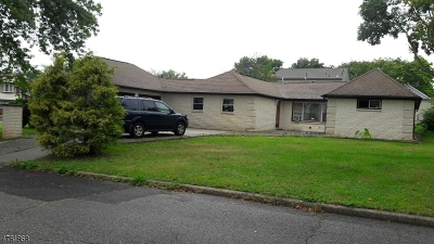 Edison Twp. Single Family Home For Sale: 35 Clark Ave