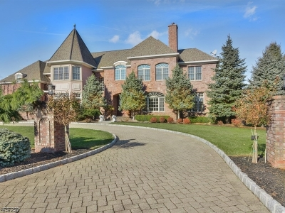 Montville Twp. Single Family Home For Sale: 2 Jewel Ct