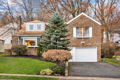 West Orange Twp. Single Family Home For Sale: 11 Roosevelt Ave