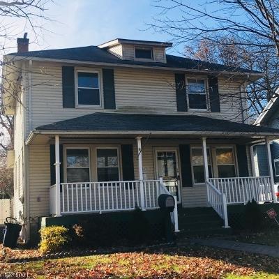 Roselle Boro Single Family Home For Sale: 443 Wheatsheaf Rd