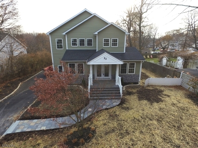 Randolph Twp. Single Family Home For Sale: 52 Carrell Rd