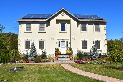 Randolph Twp. Single Family Home For Sale: 130 Quaker Church Rd