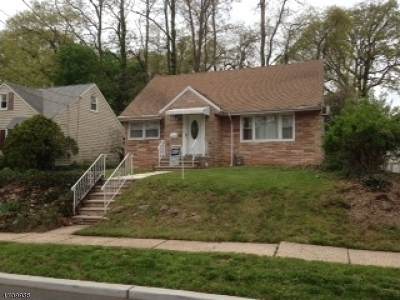 ROSELLE Single Family Home For Sale: 510 W 6th Ave