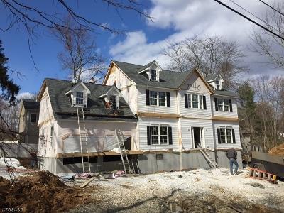 Bernardsville Boro Single Family Home For Sale: 59 Pennington Ave