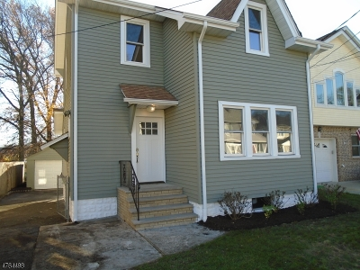 LINDEN Single Family Home For Sale: 345 Amon Ter