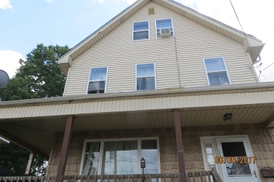 RAHWAY Single Family Home For Sale: 225 William St