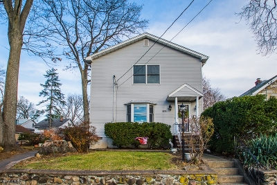 Hawthorne Boro Single Family Home For Sale: 53 8th Ave