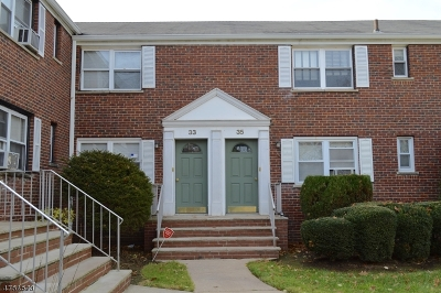 ROSELLE Condo/Townhouse For Sale: 33a Carolyn Ter