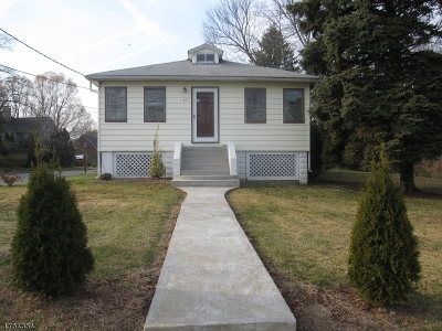 Hanover Twp. Single Family Home For Sale: 67 Reynolds Ave