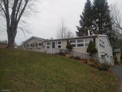 Holland Twp., Milford Boro Single Family Home For Sale: 138 Preston Road