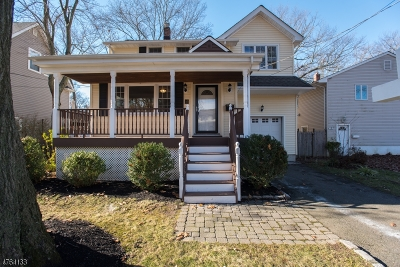 Livingston Twp. Single Family Home For Sale: 49 N Mitchell Ave