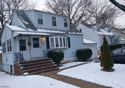 Union Twp. Single Family Home For Sale: 1014 Woodland Ave