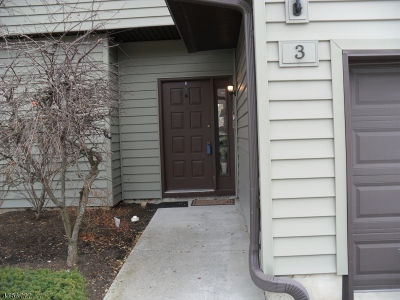 Sussex County Condo/Townhouse For Sale: 3 Cardinal Ln