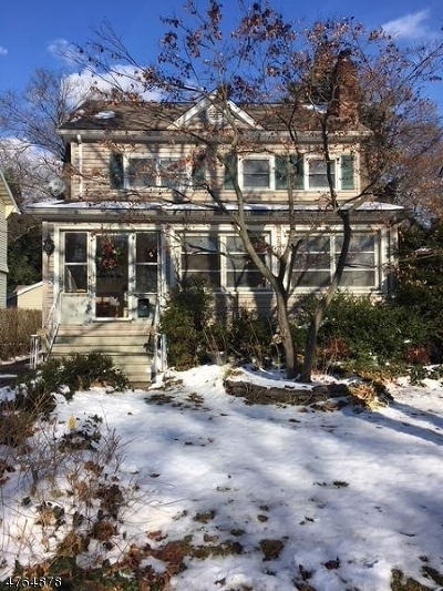 Summit City Single Family Home For Sale: 3 Baltusrol Pl