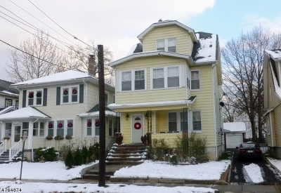 Maplewood Twp. Multi Family Home For Sale: 26 Orchard Rd
