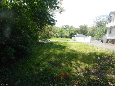 Roselle Boro NJ Residential Lots & Land For Sale: $120,000