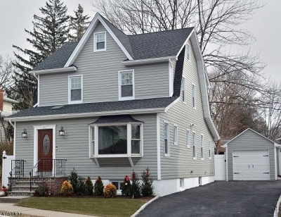 Maplewood Twp. Single Family Home For Sale: 6 Boyden Ave