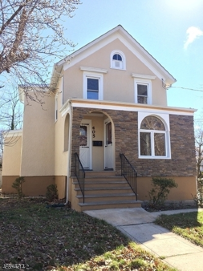 Roselle Boro Multi Family Home For Sale: 405 W 4th Ave