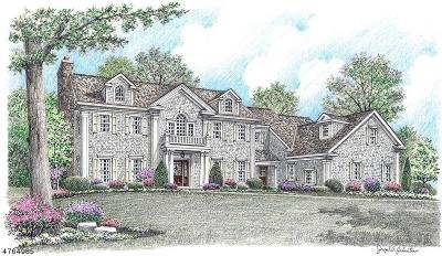 Millburn Twp. Single Family Home For Sale: 8 S Beechcroft Rd