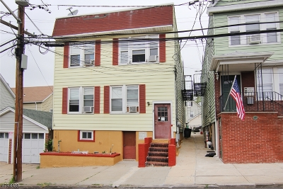 Kearny Town Multi Family Home For Sale: 7-9 Archibald Ter