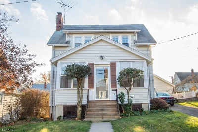 Summit City Single Family Home For Sale: 19 Van Dyke Pl