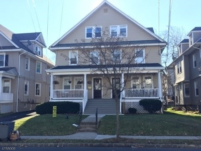 Summit City Multi Family Home For Sale: 22-22a Walnut St